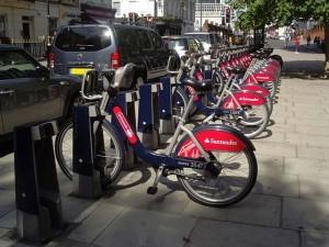 picture ref: Santander Cycles by Elliott Brown (UK)
